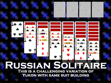 Russiansolitaire