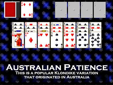 Australianpatience