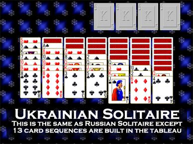 Ukrainiansolitaire