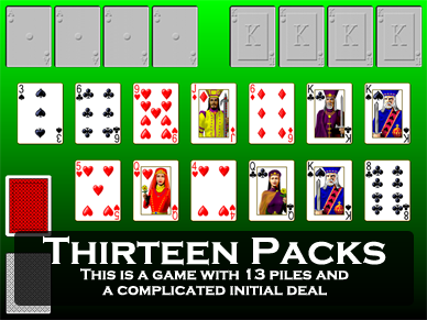Thirteenpacks