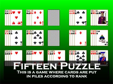 Fifteenpuzzle