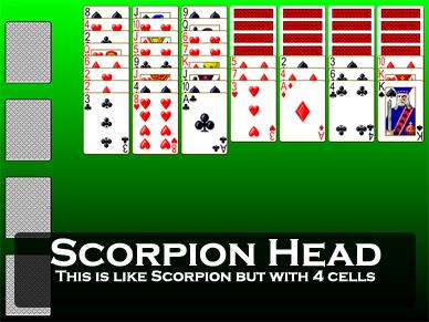 Scorpionhead