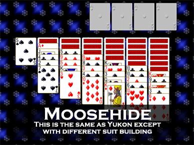 Moosehide