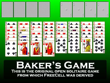 Bakersgame