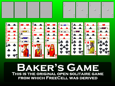 Goodsol Solitaire Blog: 5 Close Alternatives to FreeCell