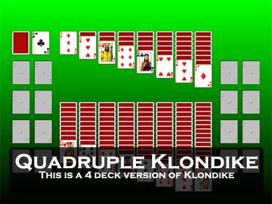 Quadrupleklondike