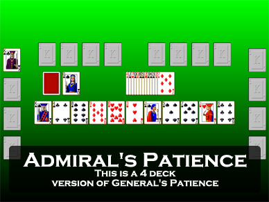 Admiralspatience